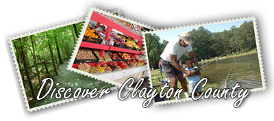 Discover Clayton County