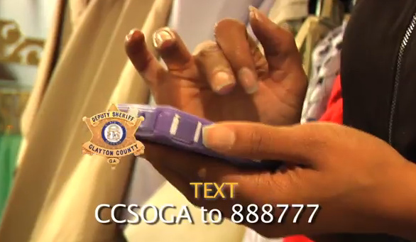 Sheriff Victor Hill- Text Message Broadcast