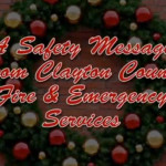 Ladder Safety Holidays- Clayton County Fire and Emergency Services