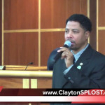 SPLOST Public Input Meeting: Clayton County Board of Commissioners