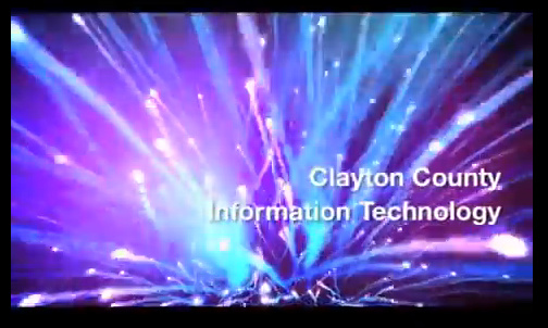 Clayton County Information Technology: 2013 Annual Report