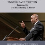 2014 State of the County Address- Chairman Jeffrey E. Turner