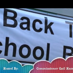 Commissioner Hambrick's 2014 Back to School Bash