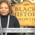 A Black History Tribute from Commissioner Sonna Gregory