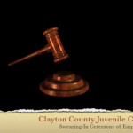 Swearing In Ceremony: Clayton County Juvenile Court | January 22, 2015