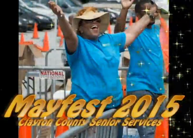 Clayton County Senior Services Presents: Mayfest 2015