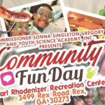 Commissioner Gregory Presents: Community Fun Day & Castellini Job Fair