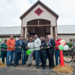 River's Edge Trail Development Ribbon Cutting Ceremony