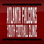 Atlanta Falcons Youth Clinic in Clayton County