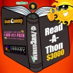 "Clayton County Library System presents Greg Street's We Need 2 Read ""Read-A-Thon $3000″"