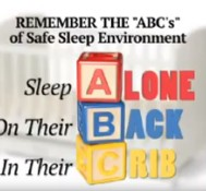 Clayton County Board of Health: Remember the ABC's of Safe Sleep