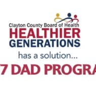Clayton County Board of Health: 24/7 Dads