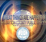 Clayton County Public Schools: Solicitor General Donation