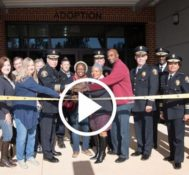 Animal Control Center Ribbon Cutting Ceremony