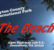 Clayton County International Beach Promo