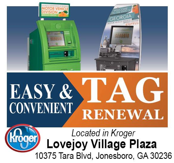 Tag Renewal Machine