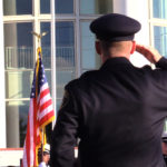 Clayton County Public Safety Memorial Wall Unveiling