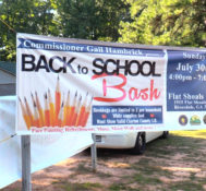 Commissioner Gail Hambrick Presents: Annual Back To School Bash 2017