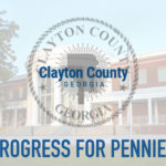 Progress for Pennies: Clayton Connects Trail #ClaytonStrong
