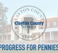 Clayton County: Progress for Pennies Fire Station #6 Renovation