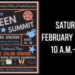 Clayton County: Teen Summit 2019 Promo
