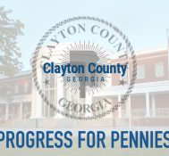 Progress for Pennies: Public Safety Digital Network #ClaytonStrong