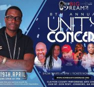 2019 How Big Is Your Dream Foundation's Unity Concert April 19, 2019