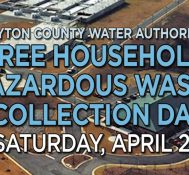 CCWA Household Hazardous Waste Collection Day 2019