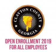Clayton County: Open Enrollment 2019 For All Employees