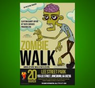 Clayton County: Office of Youth Services Presents Zombie Walk