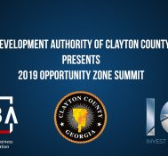 Clayton County: Development Authority of Clayton County Presents 2019 Opportunity Zone Summit