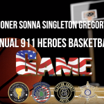 Clayton County: District 1 Commissioner Sonna Singleton Gregory Presents Annual 911 Heroes Basketball Game