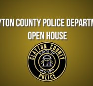 Clayton County: Clayton County Police Department Open House