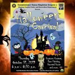 Clayton County: District 1 Commissioner Sonna Singleton Gregory Present Halloween Carnival 2019
