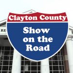 Clayton County: Chairman Jeffrey E. Turner Presents Show On The Road