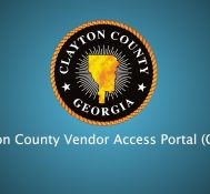 Clayton County: Central Services Presents Clayton County Vendor Access Portal (C-VAP)