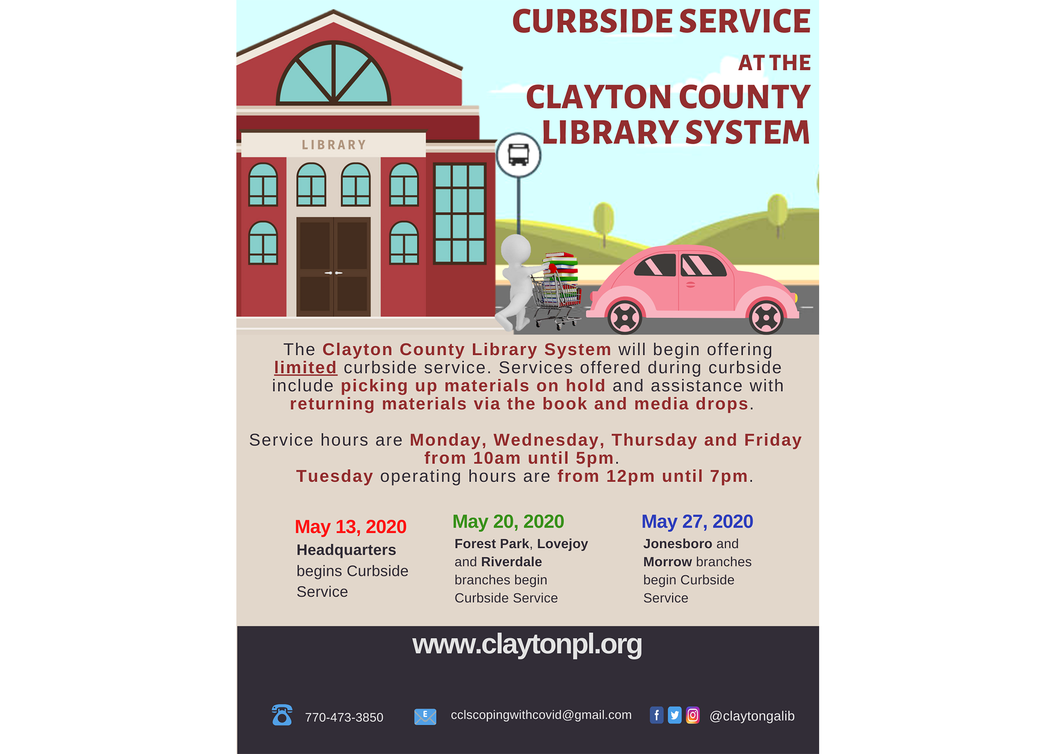CCLSCurbsideServices