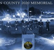 2020 Clayton County Police Memorial – Candlelight Vigil Ceremony