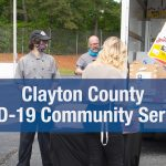 Clayton County: COVID-19 Community Services