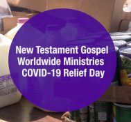Clayton County: COVID-19 Relief Day