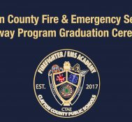 Clayton County Fire & Emergency Services Pathway Program Graduation Ceremony