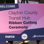 Clayton County: Transit Hub Ribbon Cutting Ceremony