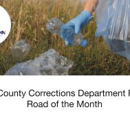 Clayton County: Corrections Department Presents Road of the Month