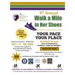 Clayton County: 9th Annual Walk a Mile in Her Shoes Walk/Run PSA #1