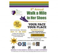 Clayton County: 9th Annual Walk a Mile in Her Shoes Walk/Run PSA #2