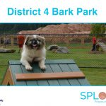 Progress For Pennies: District 4 Bark Park
