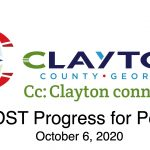 Clayton County SPLOST Updates October, 6 2020