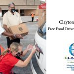 Clayton County: Free Food Drive-Thru Giveaway