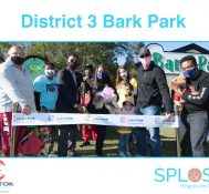 Progress For Pennies: District 3 Bark Park