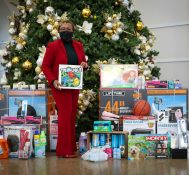 Tis the Season to Pay it Forward (Holiday Cheer with District Attorney Tasha M. Mosley)